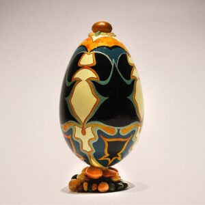 Goose eggshells